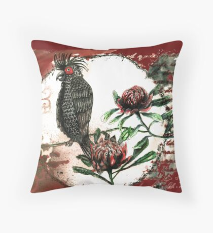 The cockie of quirk Throw Pillow