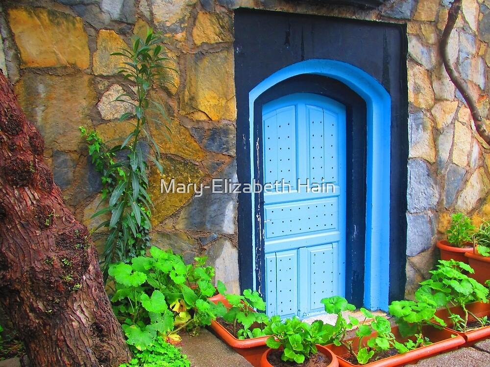 Mavi Kapı by M-EK