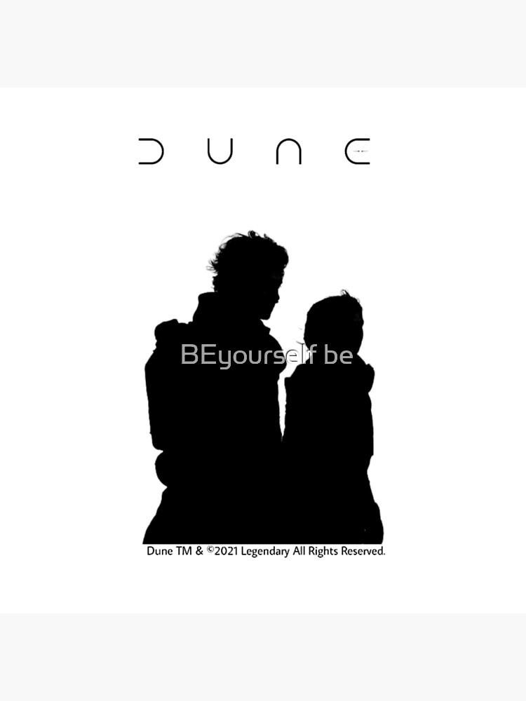 Dune Silhouette Art  by btscapricorn