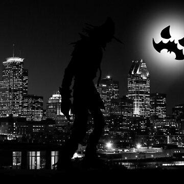 Scarecrow by LokiLaufeyson
