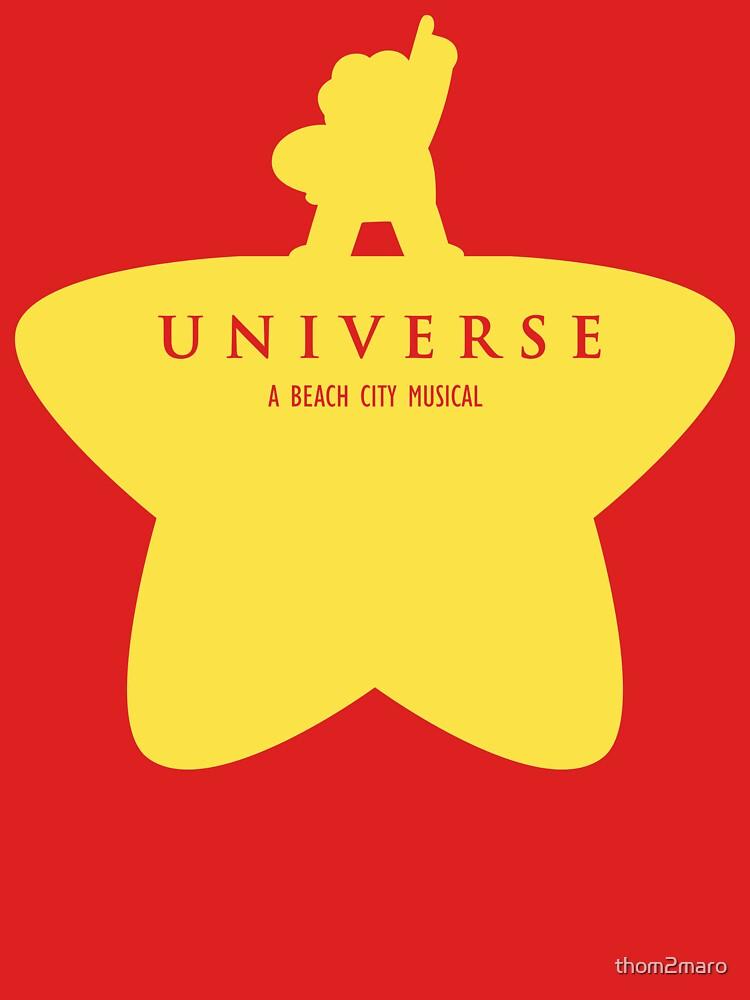A Beach City Musical  | Unisex T-Shirt