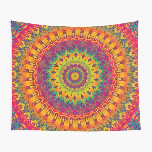 Mandala 92 Tapestry