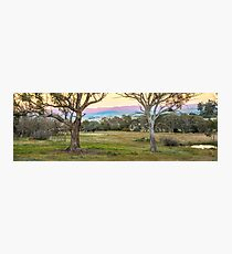 Country Colours Photographic Print