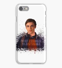 Eli Hudson MTV Scream iPhone Case/Skin