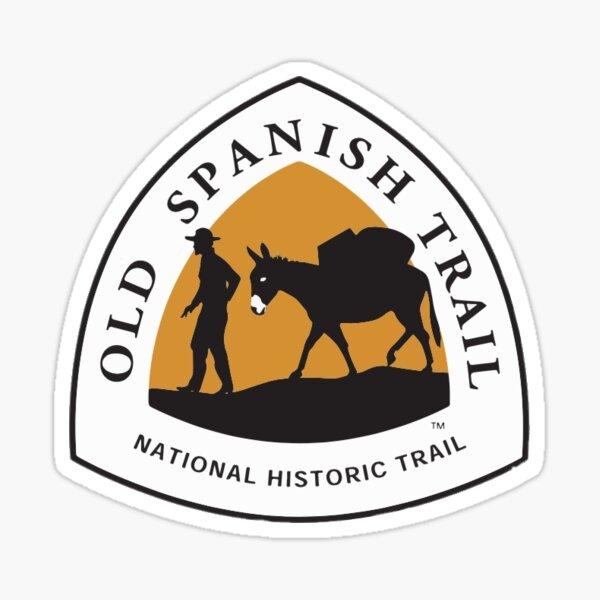 Old Spanish Trail Sticker