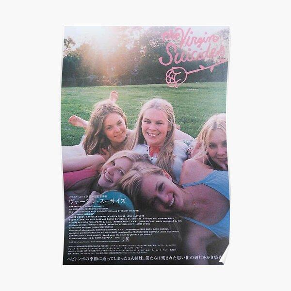 Les vierges suicides Poster