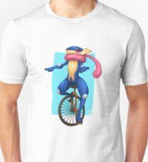 Here Comes Dat Greninja Unisex T-Shirt