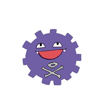 Koffing by XAceFawnx
