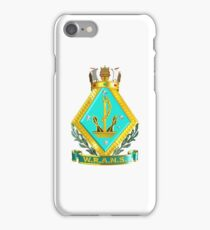 Phone Case, Sticker and T Shirt for the WRANS of Australia! iPhone Case/Skin