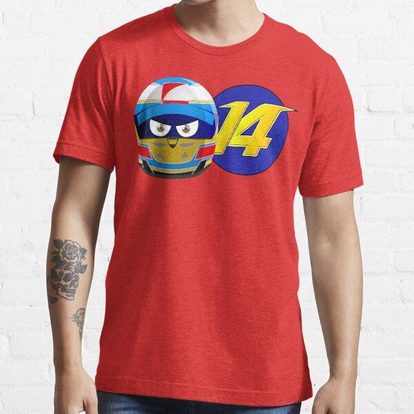 Fernando ALONSO_Helmet 2014 Essential T-Shirt