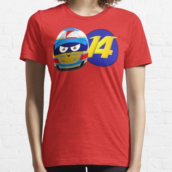 Fernando ALONSO_Helmet 2014 T-shirt essentiel