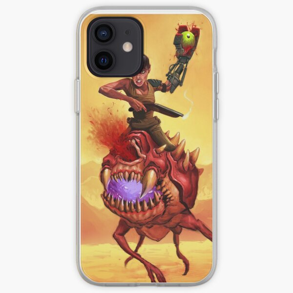 DOOM Furiosa iPhone Soft Case