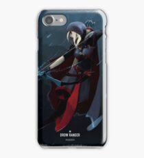 DROW RANGER iPhone Case/Skin