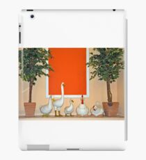 Poultry collection iPad Case/Skin