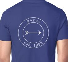 Liam Payne est. 1993 Emblem White Unisex T-Shirt