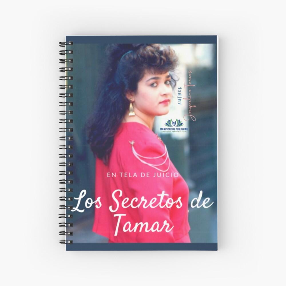 Tamar Spiral Notebook