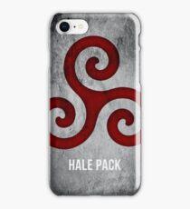 Hale Pack (Bloodless Version) iPhone Case/Skin