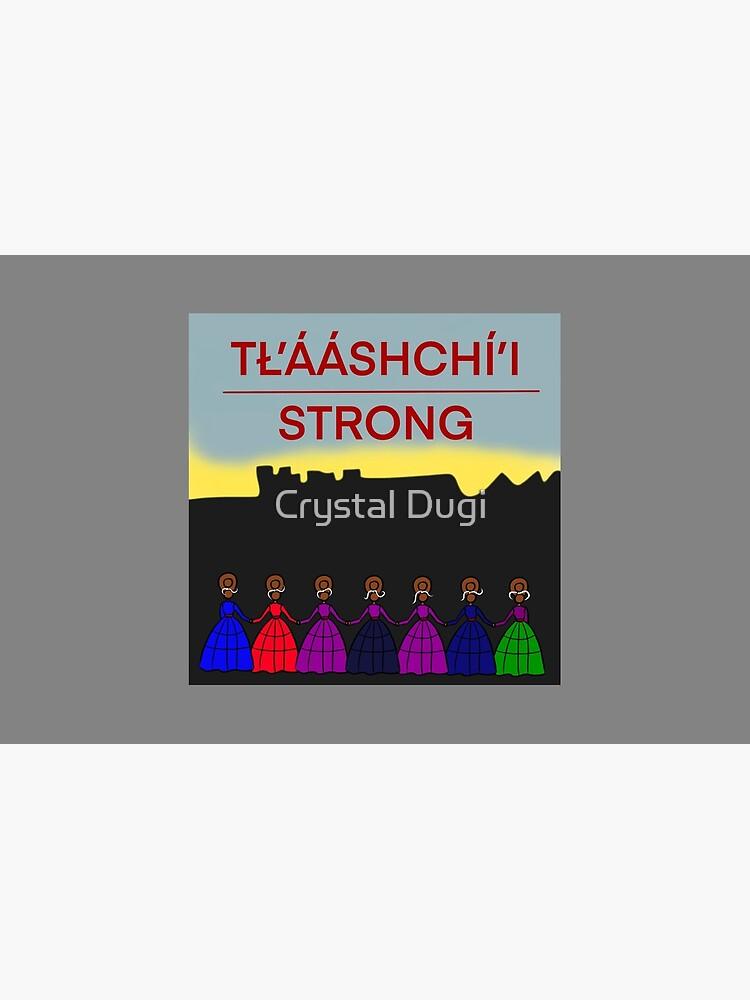 Tlaashchii Strong  by crystaldugi