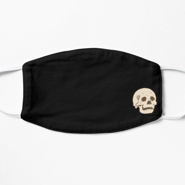 Tête de mort Librairie Honda-san Face Masque sans plis