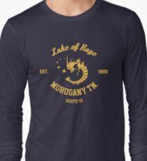 Lake of Rage - Red Gyarados Long Sleeve T-Shirt