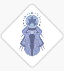 White Diamond SU Sticker