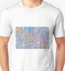 A Different Place - Original Abstract Design Unisex T-Shirt