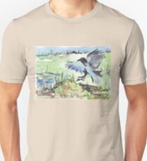 The Stately Raven - Coco Unisex T-Shirt