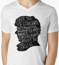Impossible Men's V-Neck T-Shirt