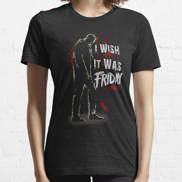 The Final Chapter Friday the 13th Essential T-Shirt