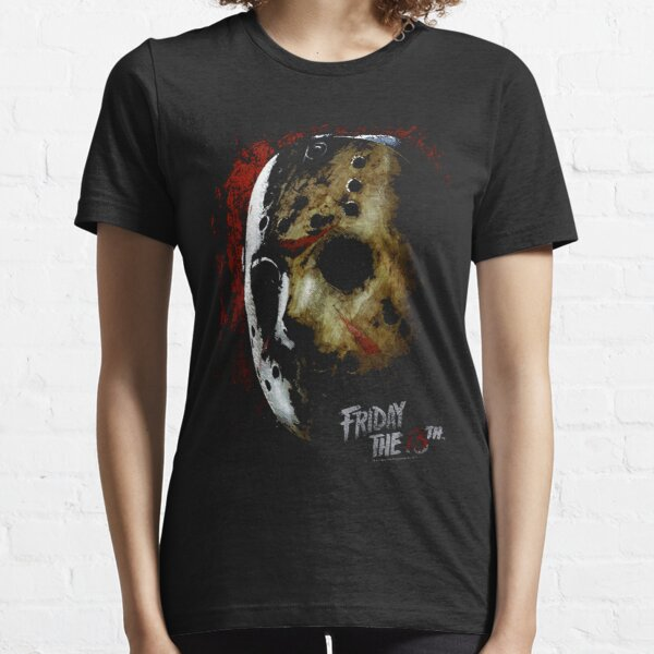 Womens Jason Voorhees Friday the 13th Shirt Essential T-Shirt