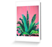 Tropical Love Greeting Card
