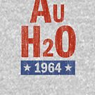 Barry Goldwater AuH2O 1964 Presidential Campaign by retrocampaigns