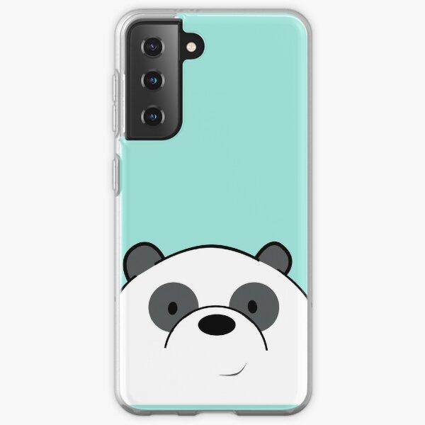 Panda Bear Samsung Galaxy Soft Case