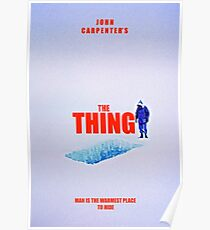THE THING 2 Poster