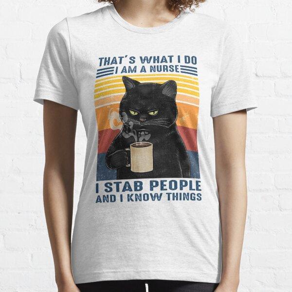 I am A Nurse Essential T-Shirt