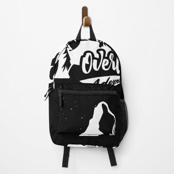 Overland Adventure 4WD Offroad Camper Travel T-Shirt Gift Backpack