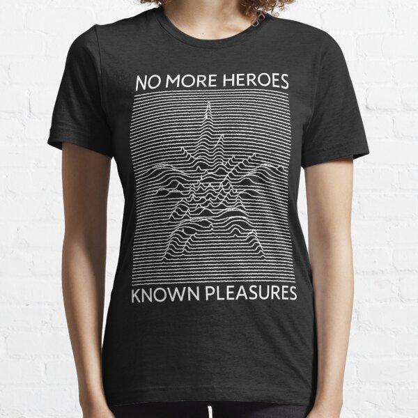 001 - Bekannte Freuden [S/W] Essential T-Shirt