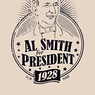 Al Smith for President 1928 by retrocampaigns