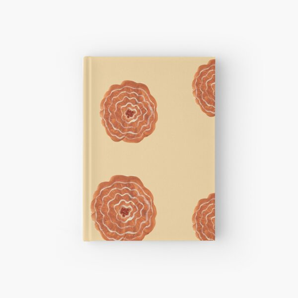 Neutral and FLow  Florals Hardcover Journal
