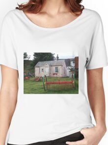 Old School Crofting equipment Women's Relaxed Fit T-Shirt