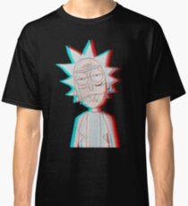 3D Rick Classic T-Shirt