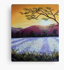 Sweet Land Canvas Print