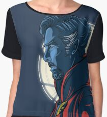 Doctor Strange Women's Chiffon Top