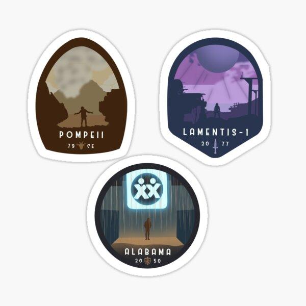 Loki Apocalypse Collection Sticker