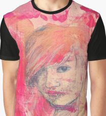 Jaynie - original portrait of a girl Graphic T-Shirt