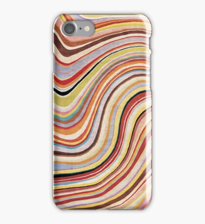 paul smith pattern iPhone Case/Skin