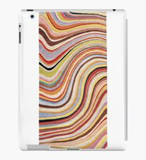 paul smith pattern iPad Case/Skin