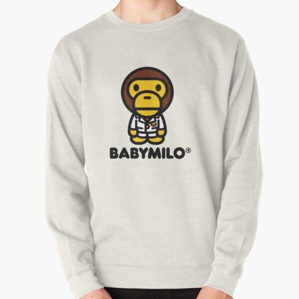 2019 A Bathing Ape Bape Kids Baby Milo Camo Monkey Hoodie Sweatshirts /& Pant