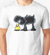 Affen n' Chick Unisex T-Shirt