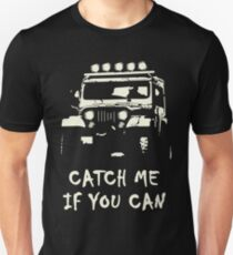 Off Road 4X4 Rover Jeep Hilux AWD 90 110 Cruiser T-Shirt